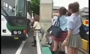 Luckiest guy at on all sides of days japanese schoolbus decoration 1-240p