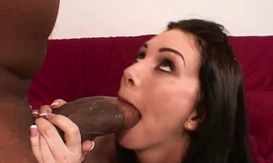 Watch me atone for my big black cock addiction