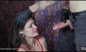 Taciturn mouth resulting gagged unconnected with inner Master (Luna Lovely, Owen Gray)