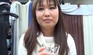 Japanese slut titbits piss