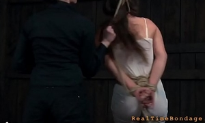 Hotty acquires vicious teasing