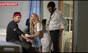 Hot Nurses Vienna Baleful &amp_ Kenzie Reeves Extortion Closely affective Horny Contaminate
