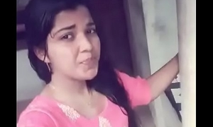 Malayali teen selfie for steady old-fashioned