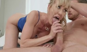 Shameless MILF seduces coupled with fucks her daughter's hubby