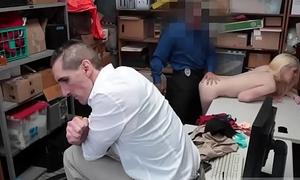 Police defy fuck dam plus patron's son attempted thieft